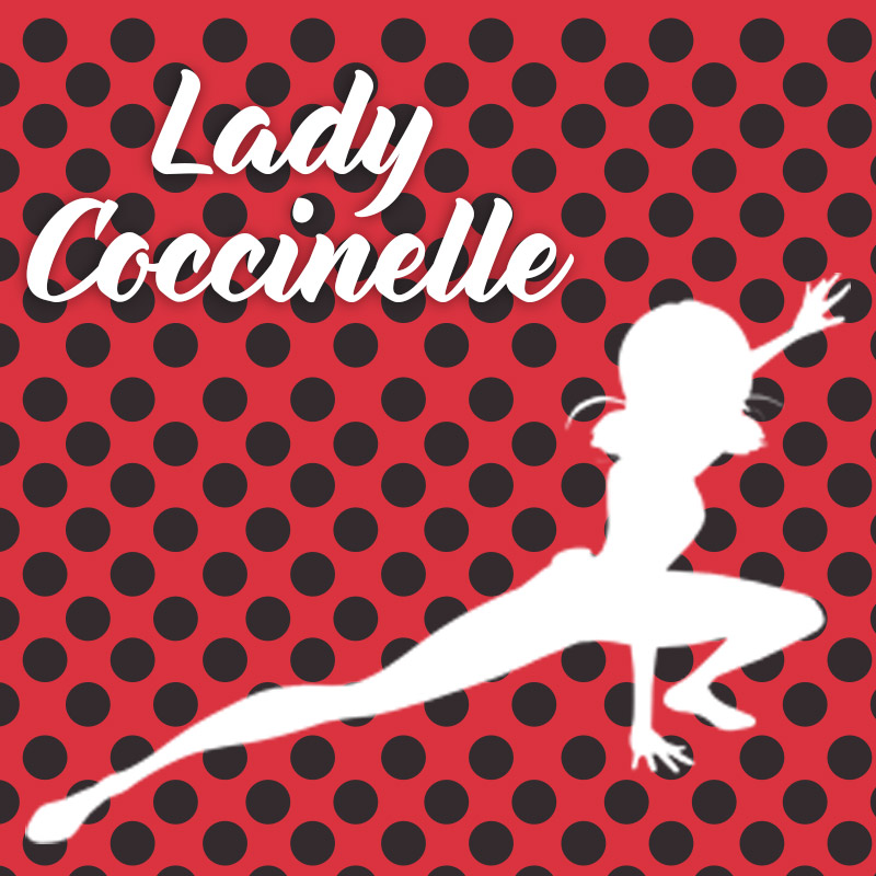 Lady coccinelle - ALPHA BABY