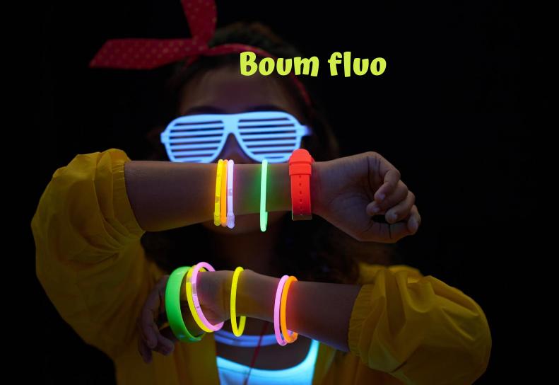 V3 BOUM FLOU 1 - Boum fluo